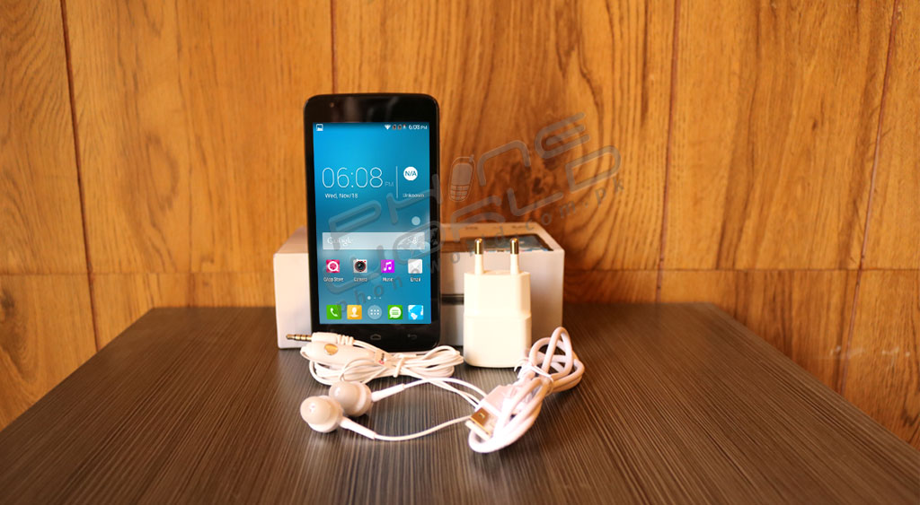 QMobile Noir W40 Review