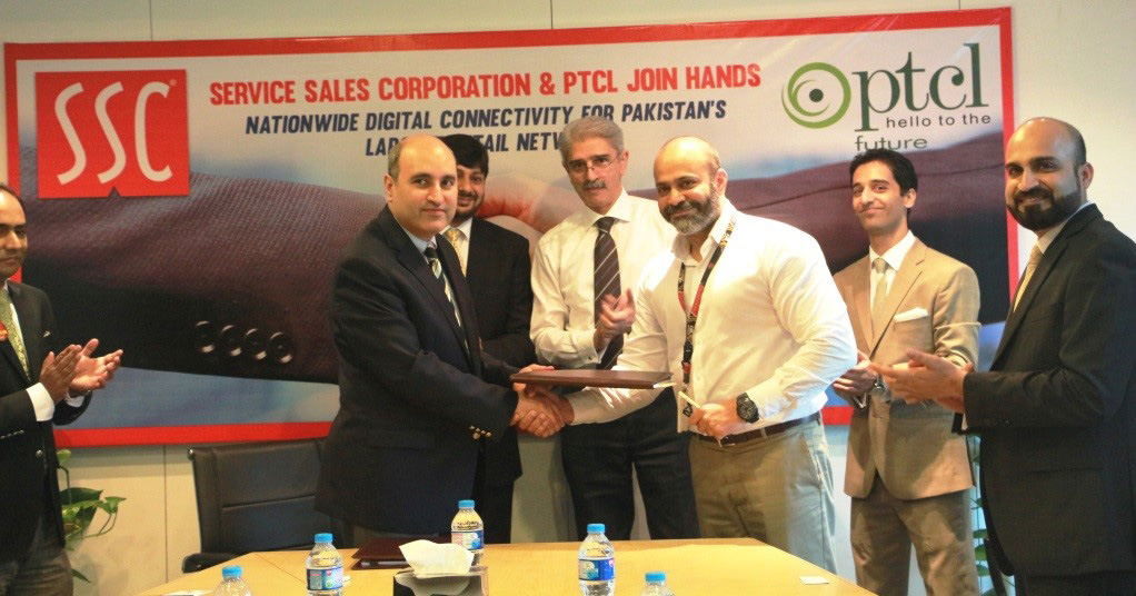 PTCL and SSC Join Hands to Promote Nationwide Digital Connectivity