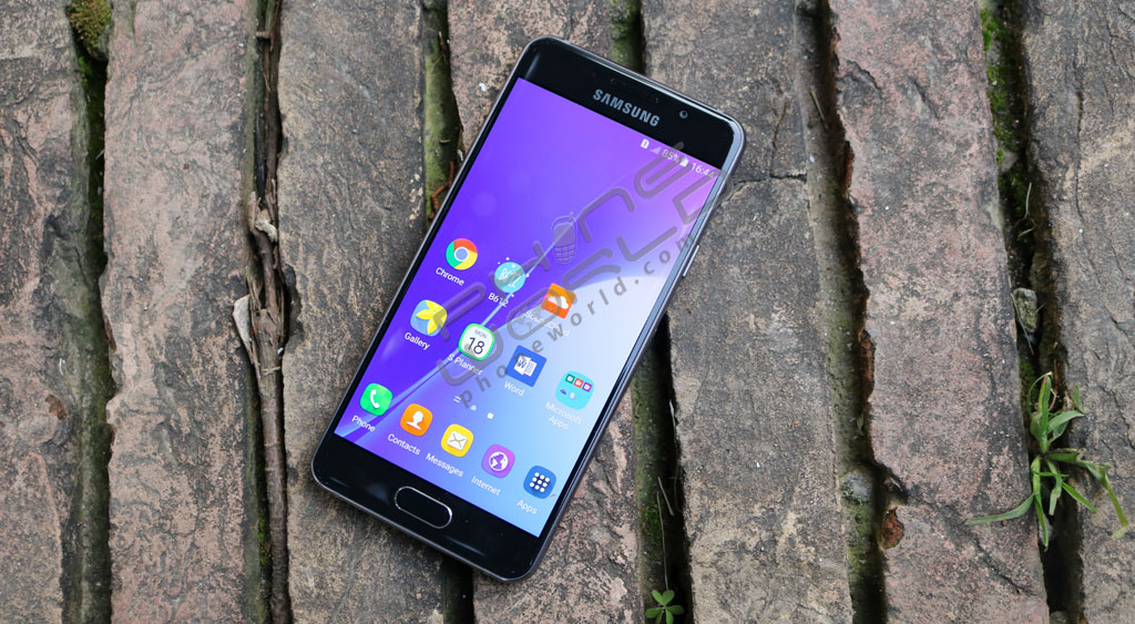 samsung galaxy a3 2016 display image