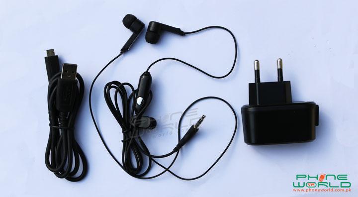qmobile noir x75 accessories image