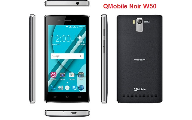 QMobile Introduces two Elegant Smartphones LINQ L20 and W50