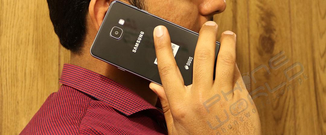 Samsung Galaxy A7 2016 Call Quality