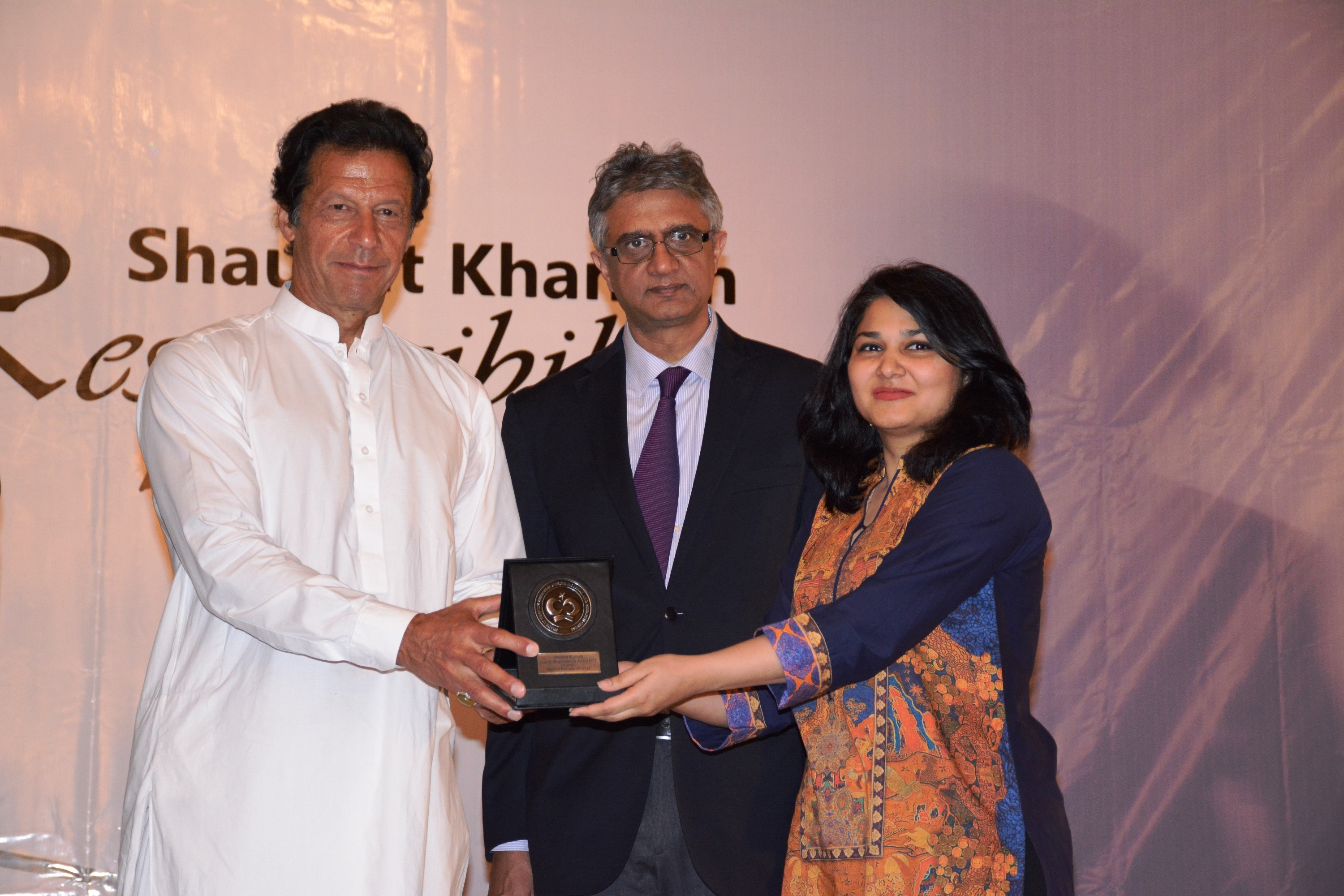 Telenor Pakistan Wins 'Social Responsibility Award' for the Fifth Consecutive Year