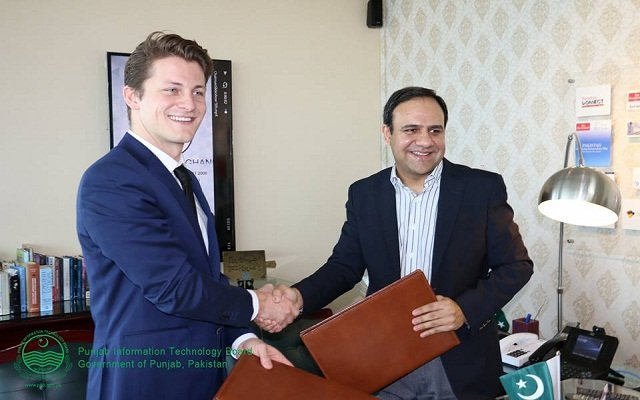 Uber Signs a MoU with PITB to Improve the Safety of People