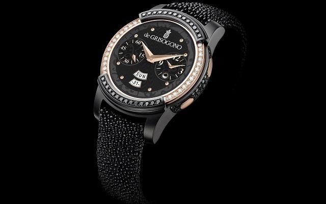 Samsung and de GRISOGONO Make Baselworld Tick to Luxury Smart Time