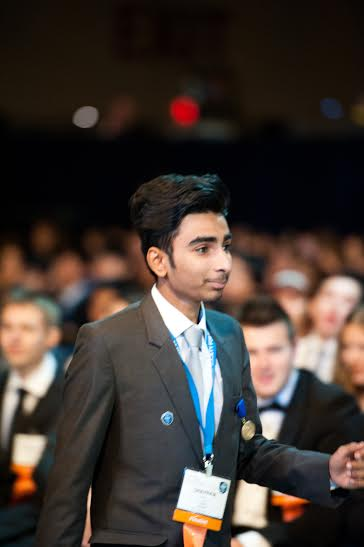 Pakistani Student Wins Accolade at the Intel ISEF 2016 held in Phoenix, Arizona