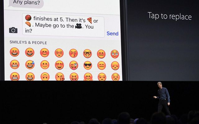 Apple Reveals iOS 10, Siri for Mac and New iMessage